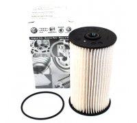 Фильтр топливный (колба № 3C0127400C) VW Caddy III 1.6TDI / 1.9TDI / 2.0SDI / 2.0TDI 3C0127434 VAG (Германия)