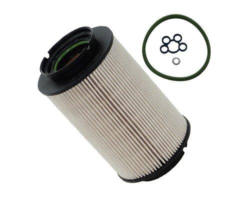 Фильтр топливный (колба № 1K0127400B / C / E / J) VW Caddy III 1.9TDI / 2.0SDI 04- 4001 AG AUTOPARTS (Польша)
