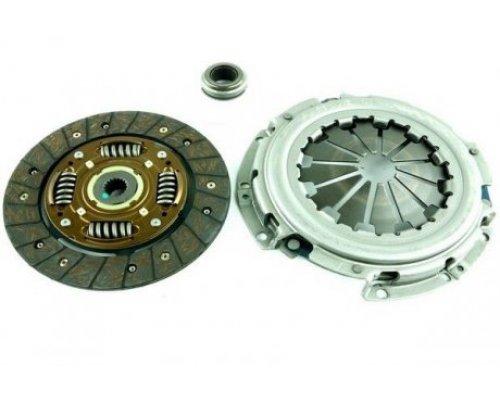 Комплект сцепления (корзина, диск, выжимной, тип КПП: BE4R) Citroen Berlingo 1.6 (бензин) 1996-2011 4130401910 JP GROUP (Дания)