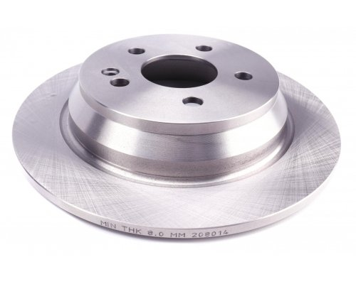 Тормозной диск задний (296х10мм) MB Vito 639 2003- 4353 AUTOTECHTEILE (Германия)