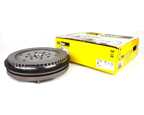Демпфер / маховик сцепления MB Sprinter 906 (двигатель OM642) 3.0CDI 2006- 415030410 LuK (Германия)