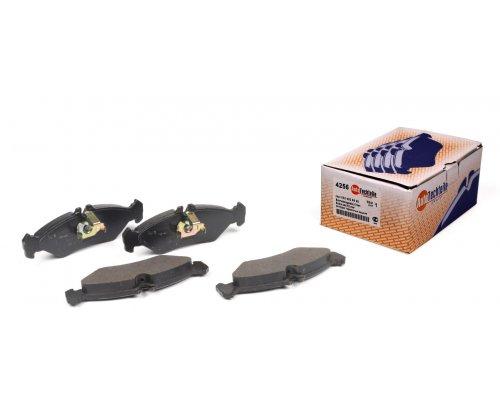 Тормозные колодки задние (141x50x17мм) VW LT 28-35 1996-2006 4256 AUTOTECHTEILE (Германия)