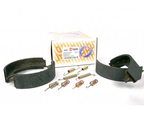 Колодки ручника (с пружинками) VW LT 28-35 1996-2006 4258 AUTOTECHTEILE (Германия)