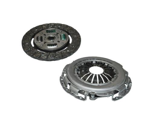 Комплект сцепления (корзина, диск) Renault Kangoo II 1.6 (бензин) 2008- 4330402810 JP GROUP (Дания)