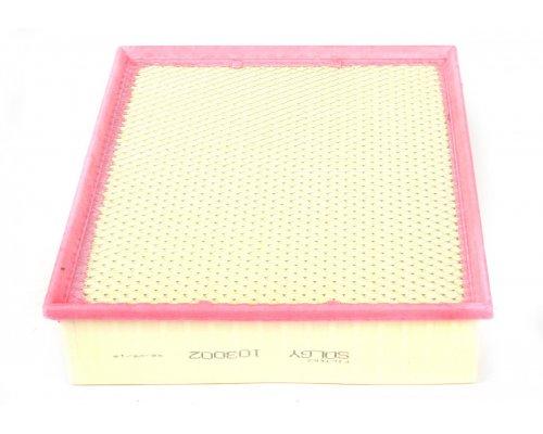 Воздушный фильтр (сетка) MB Sprinter 1995-2006 103002 SOLGY (Испания)