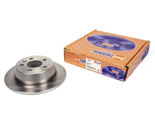 Тормозной диск задний (280х10мм) MB Vito 638 1996-2003 4351 AUTOTECHTEILE (Германия)