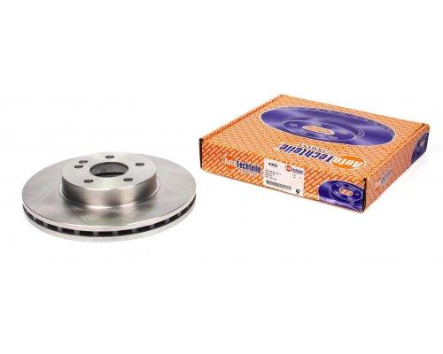 Тормозной диск передний (300х28мм) MB Vito 639 2003- 4352 AUTOTECHTEILE (Германия)