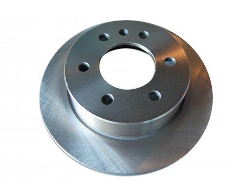 Тормозной диск задний (298х16мм) MB Sprinter 208-316 2006- 4359 AUTOTECHTEILE (Германия)