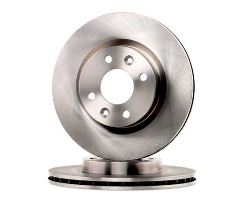 Тормозной диск передний (с ABS, D=259mm) Renault Kangoo / Nissan Kubistar 97-08 MDC2801C MINTEX (Великобритания)
