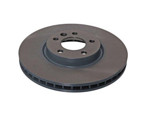 Тормозной диск передний (R17, 340x32.2mm) VW Transporter T6 2015- 44015 FEBI (Германия)