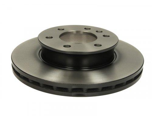 Тормозной диск передний (299.6х28мм) MB Sprinter 906 2006- 0155212101 MEYLE (Германия)