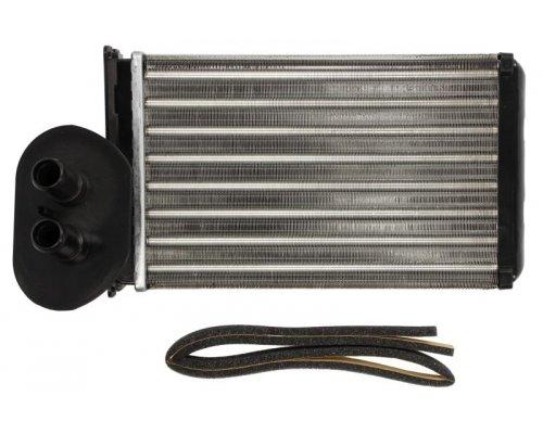 Радиатор печки (с кондиционером, 232х157х42мм) VW Transporter T4 1990-2003 54247 NRF (Нидерланды)