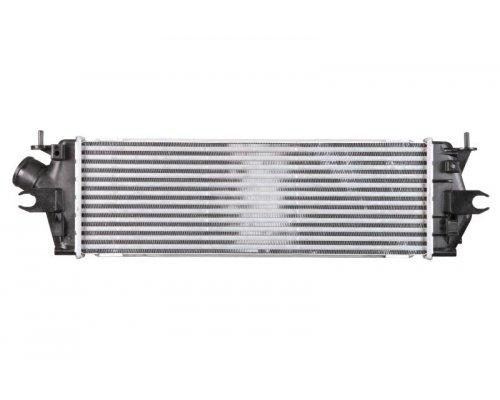 Радиатор интеркулера Renault Trafic II / Opel Vivaro A 2.0dCi, 2.5dCi 107kW 03-14 4456 NRF (Нидерланды)