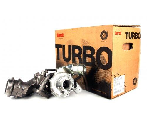 Турбина (двигатель ABL) VW Transporter T4 1.9TD 1992-2003 454064-5001S GARRETT (США)