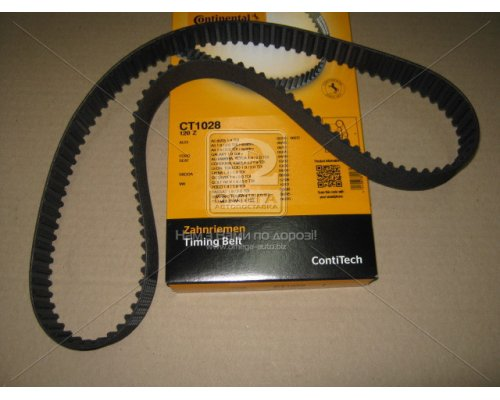 Ремень ГРМ VW Caddy III 1.9TDI/2.0SDI/2.0TDI 04- CT1028 CONTITECH (Германия)