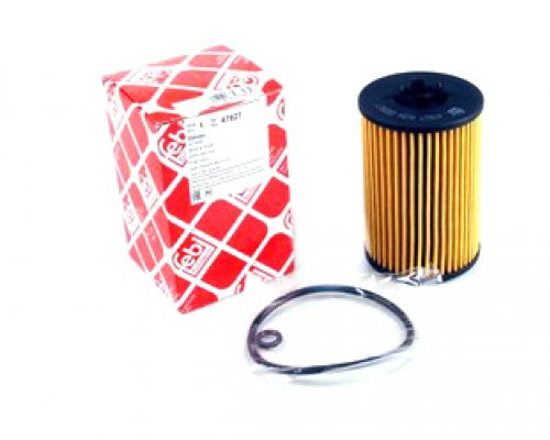 Фильтр масляный VW Transporter T6 2.0TDI 62kW / 66kW / 75kW / 84kW / 110kW / 146kW / 150kW 2015-  47827  FEBI (Германия)