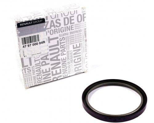 Кольцо ABS заднего тормозного диска Renault Master III / Opel Movano B 2010- 479700004R RENAULT (Франция)