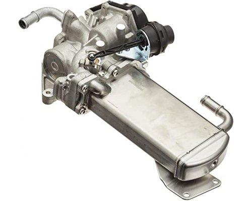 Клапан EGR рециркуляции отработанных газов (с радиатором) VW Transporter T5 2.0TDI 2009-2015 48209 NRF (Нидерланды)