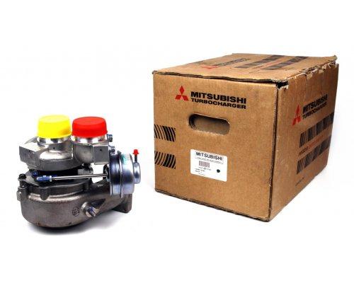 Турбина (двигатель BJJ / CEBA / BJK / CEBB) VW Crafter 2.5TDI 65kW / 80kW 2006-2013 49377-07460 MITSUBISHI (Япония)