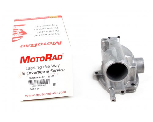 Термостат (двигатель OM646) MB Vito 639 2.2CDI 2003- 501-87K MOTORAD (США)