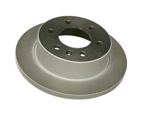 Тормозной диск задний (298х16мм) MB Sprinter 208-316 2006- 5010-0311 PROFIT (Чехия)