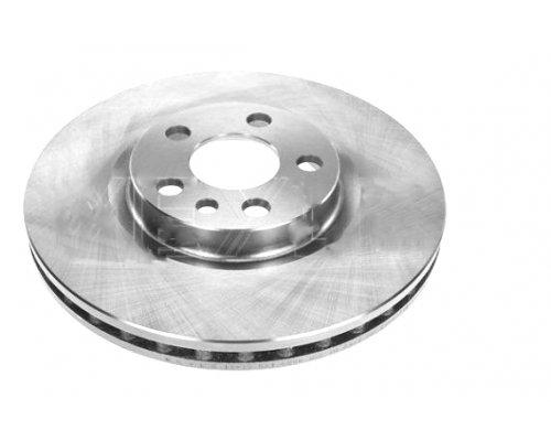 Тормозной диск передний (281x26мм) Fiat Scudo / Citroen Jumpy / Peugeot Expert 1995-2006 5010-0760 PROFIT (Чехия)