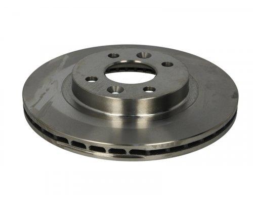 Тормозной диск передний (с ABS, D=259mm) Renault Kangoo / Nissan Kubistar 97-08 5010-1096 PROFIT (Чехия)