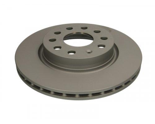 Тормозной диск передний (280х22mm) VW Caddy III 04- 5010-1223 PROFIT (Чехия)