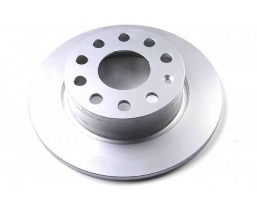 Тормозной диск задний (253х10mm) VW Caddy III 07- 5010-1224 PROFIT (Чехия)