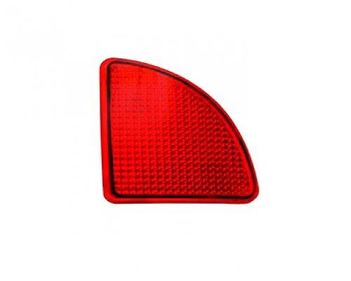 Отражатель заднего бампера правый Renault Kangoo / Nissan Kubistar 1997-2008 5030269 AUTOTECHTEILE (Германия)