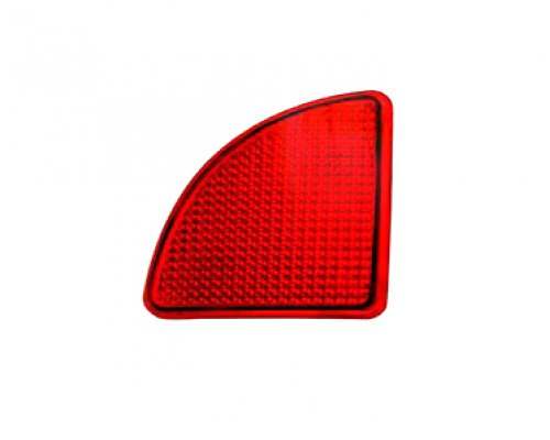 Отражатель заднего бампера левый Renault Kangoo / Nissan Kubistar 1997-2008 5030270 AUTOTECHTEILE (Германия)
