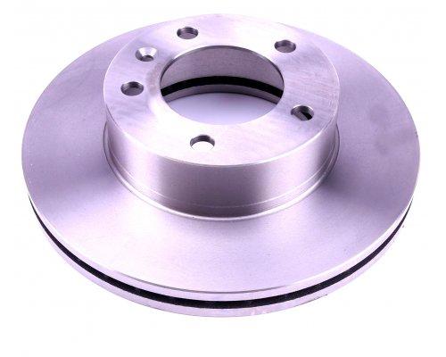 Тормозной диск передний (305.5х28мм) Renault Master II / Opel Movano 1998-2010 5040001 AUTOTECHTEILE (Германия)