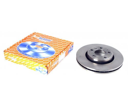 Тормозной диск передний Renault Trafic II / Opel Vivaro A 2001-2014 5040003 AUTOTECHTEILE (Германия)