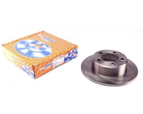 Тормозной диск задний (задний привод, без сдвоенного колеса, 305х12мм) Renault Master III / Opel Movano B 2010- 5040019 AUTOTECHTEILE (Германия)