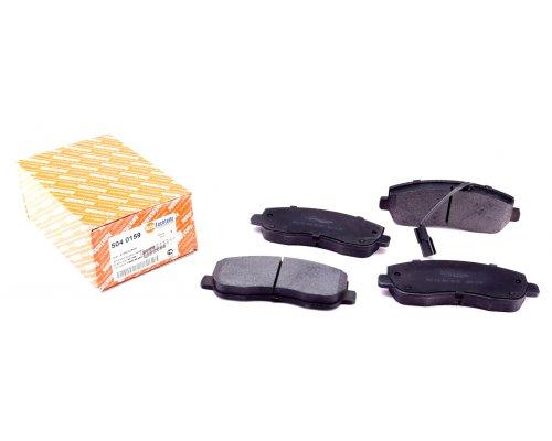 Тормозные колодки передние (с датчиком) Renault Master III / Opel Movano B 2010- 5040159 AUTOTECHTEILE (Германия)