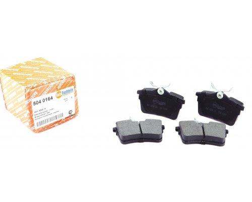 Тормозные колодки задние Peugeot Partner II / Citroen Berlingo II 2008- 5040164 AUTOTECHTEILE (Германия)