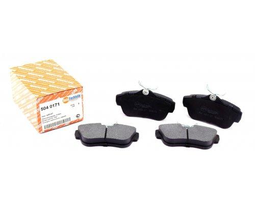 Тормозные колодки задние Fiat Scudo II / Citroen Jumpy II / Peugeot Expert II 2007- 5040171 AUTOTECHTEILE (Германия)