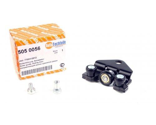 Ролик боковой двери правый нижний (без кроншейна) Renault Trafic II / Opel Vivaro A 01-14 5050056 AUTOTECHTEILE (Германия)
