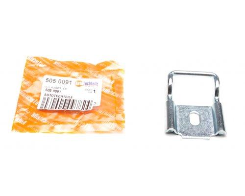 Скоба замка задней двери (левая) Renault Master II / Opel Movano 1998-2010 5050091 AUTOTECHTEILE (Германия)