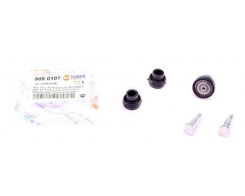 Ремкомплект нижнего ролика сдвижной двери Renault Master III / Opel Movano B 2010- 5050107 AUTOTECHTEILE (Германия)
