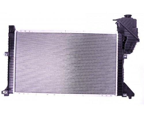 Радиатор охлаждения (с кондиционером) MB Sprinter 2.3D / 2.9TDI 1995-2006 50557 NRF (Нидерланды)