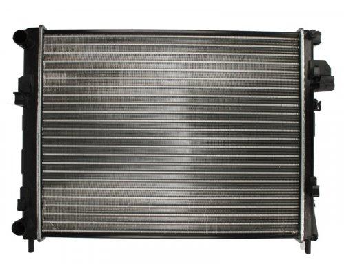 Радиатор охлаждения (с кондиционером) Renault Trafic II / Opel Vivaro A 1.9dCi 2001-2014 5058A5 PROFIT (Чехия)