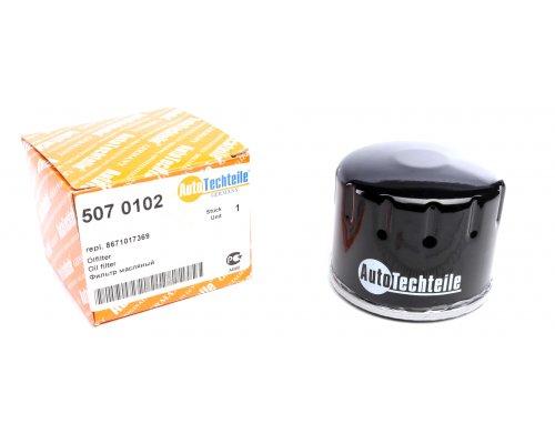 Масляный фильтр Renault Master II 1.9dCi, 1.9dTi / Opel Movano 1.9DTI 1998-2010 5070102 AUTOTECHTEILE (Германия)