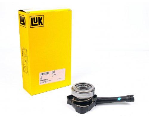 Выжимной подшипник (3 крепления) Renault Master II 1.9dTi, 2.5D / Opel Movano 1.9DTI, 2.5D 1998-2010 510002511 LuK (Германия)