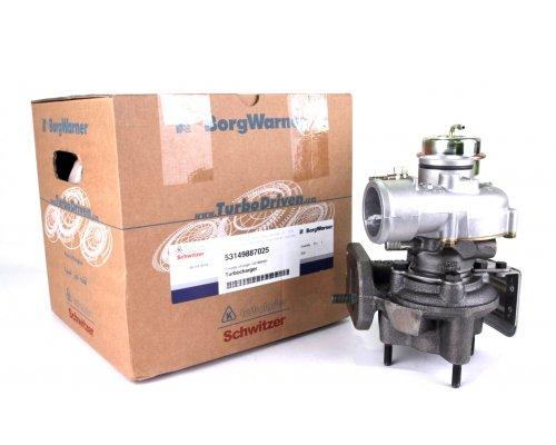 Турбина Volkswagen LT 2.5TDI 61kW / 66kW / 70kW / 75kW 1996-2006 53149887025 BORGWARNER (США)