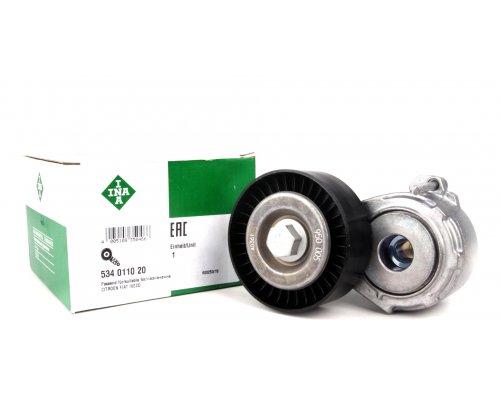 Натяжитель ремня генератора Fiat Scudo II / Citroen Jumpy II / Peugeot Expert II 2.0HDi 88kW, 100kW 2007- 534011020 INA (Германия)