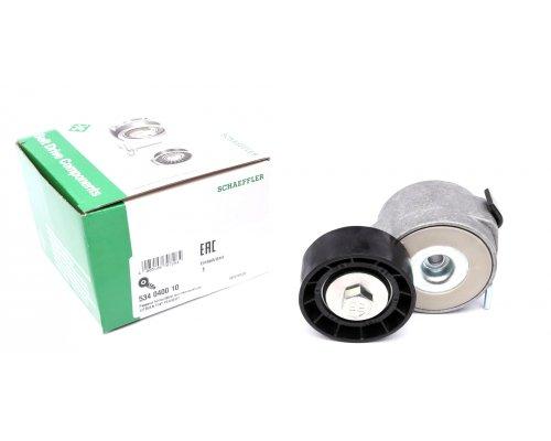 Натяжитель ремня генератора Fiat Scudo II / Citroen Jumpy II / Peugeot Expert II 1.6HDi 2007- 534040010 INA (Германия)
