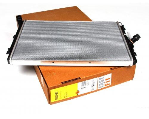 Радиатор охлаждения (647x440x32мм) VW Caddy III 1.6TDI / 2.0TDI 2007-2015 53425 NRF (Нидерланды)