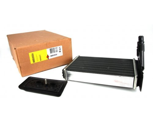 Радиатор печки Renault Kangoo / Nissan Kubistar 97-08 53554 NRF (Нидерланды)