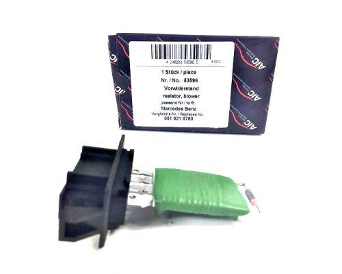 Реостат / резистор печки (4 контакта, начиная с № кузова: R365851) MB Sprinter 901-905 1995-2006 53596 AIC (Германия)